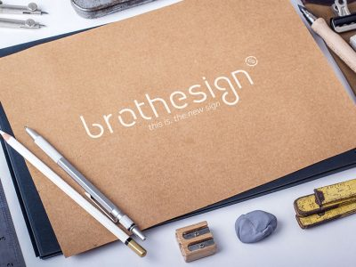 Brothesign Brand and Logo