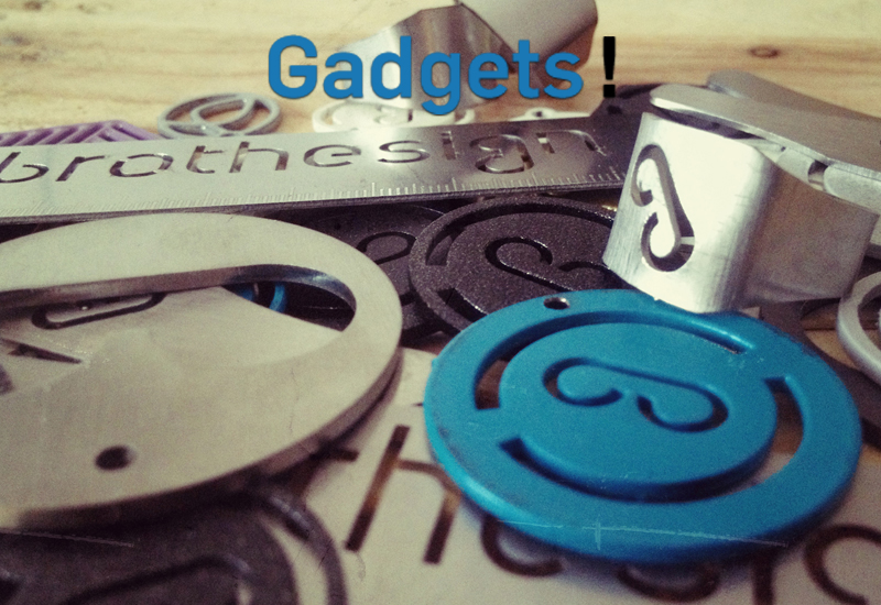 Custom Gadgets