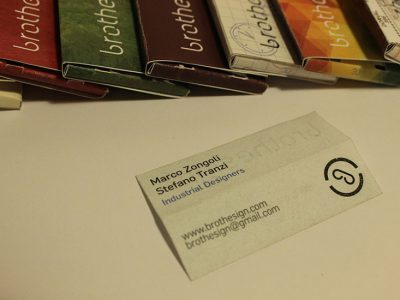 Brothesign Business Card