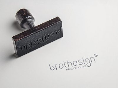 Brothesign Brand and Logo